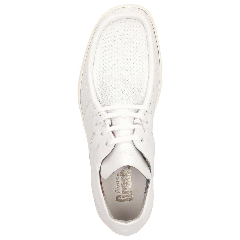Grashopper Grashopper-D-NG-DL Schnürschuh kaufen  weiß