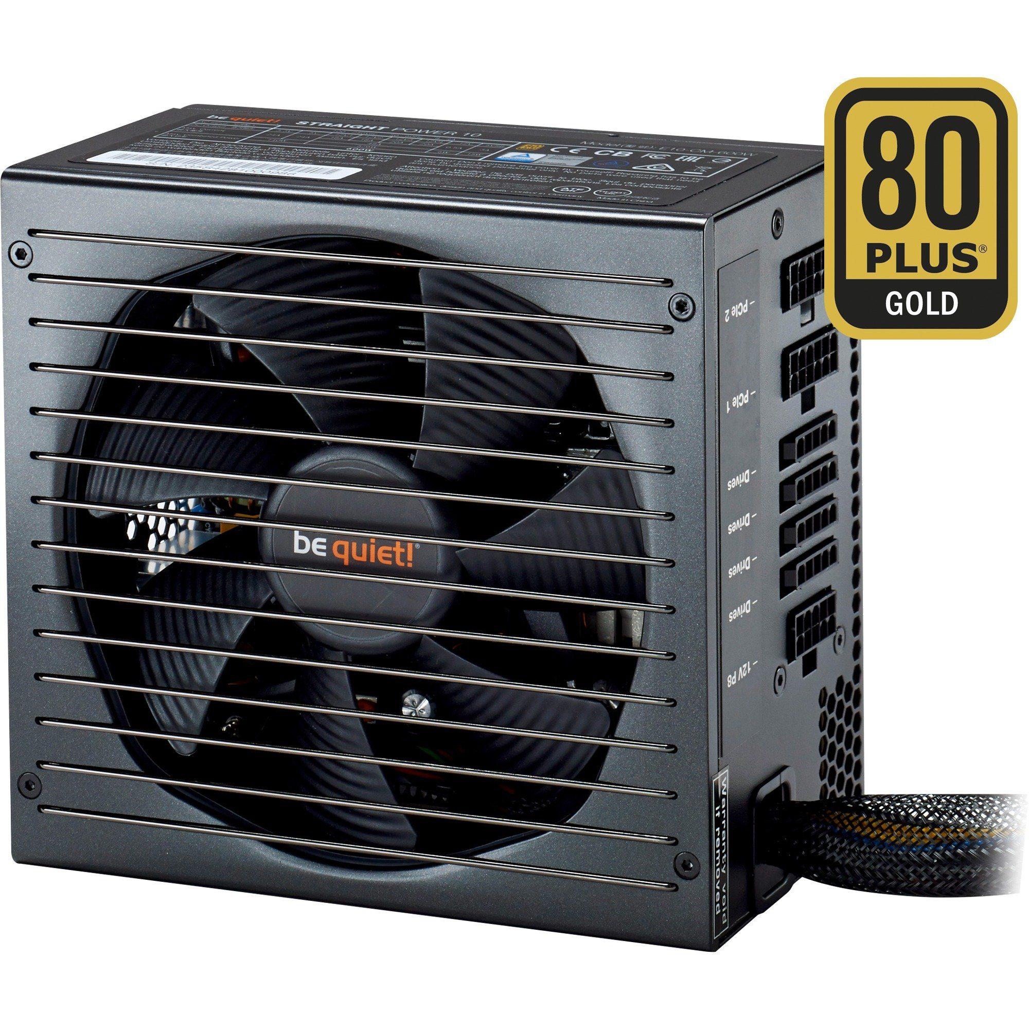 be quiet! PC-Netzteil »Straight Power 10 500W CM«
