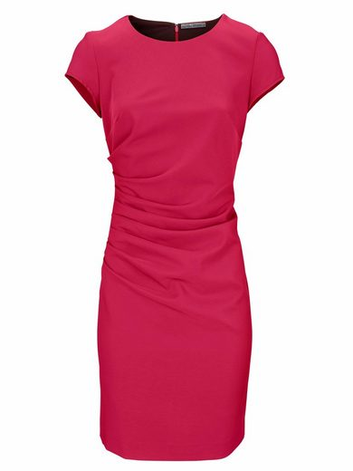 Ashley Brooke By Heine Shift Dress With Fold Processing