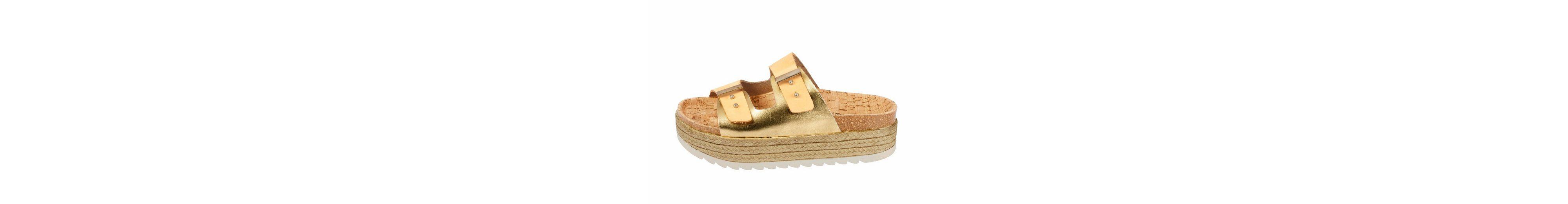 BIOSTEP Pantolette mit Kork-Fußbett Beliebt Günstiger Preis Online-Shopping Online-Verkauf 8BB24Vatd