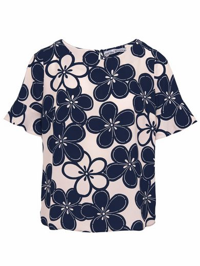ASHLEY BROOKE by Heine Druckbluse mit Blumen-Dessin