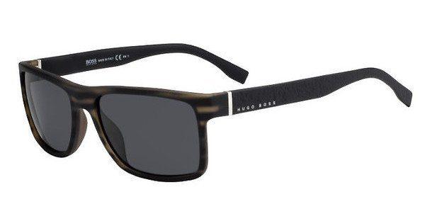 Boss Herren Sonnenbrille » BOSS 0919/S«, grau, 2Q5/IR - grau/grau