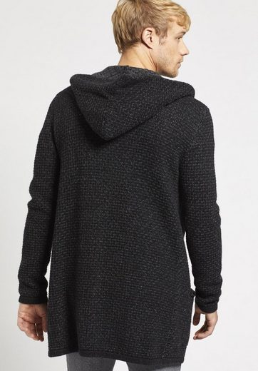 khujo Longstrickjacke PIERCE, in Melange-Optik