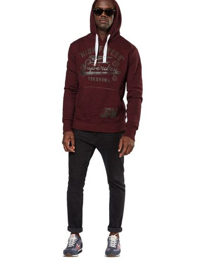 Superdry Kapuzensweatshirt HIGH FLYERS HOOD