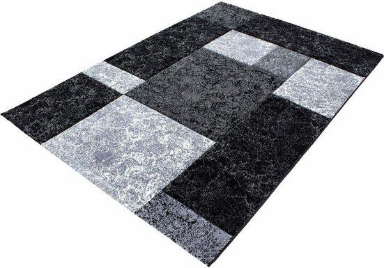 Teppich »Hawaii 1330«, Ayyildiz, rechteckig, Höhe 13 mm, handgearbeiteter Konturenschnitt
