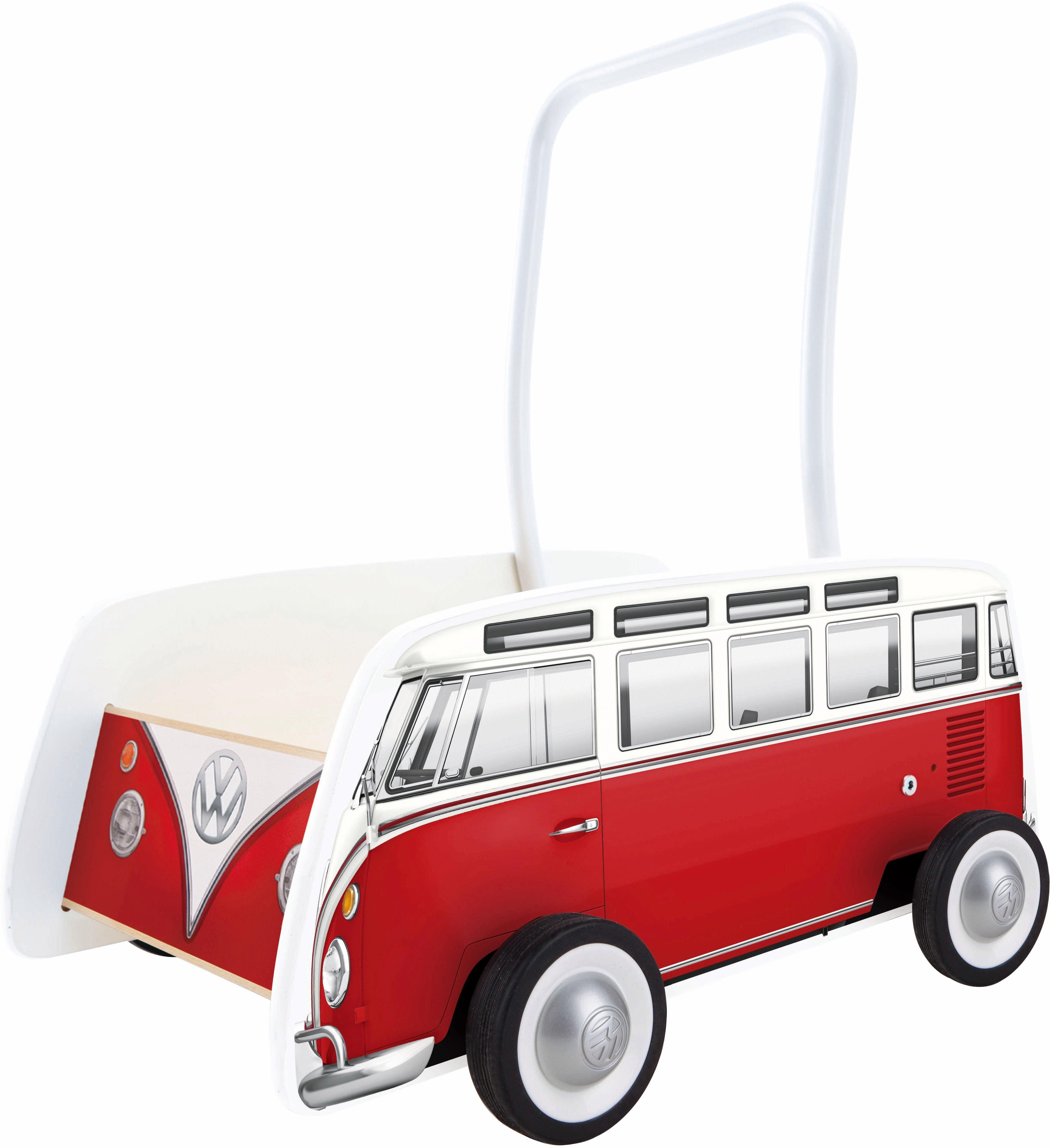 Hape Lauflernwagen, »VW Bulli, rot«