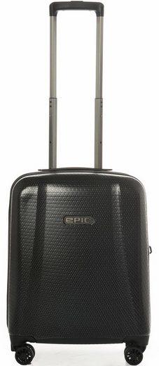 EPIC Hartschalen-Trolley »GTO 4.0,S, 55cm«, 4 Rollen