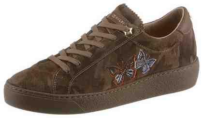Tommy Hilfiger »Suzie« Sneaker, mit Schmetterlings-Stickerei