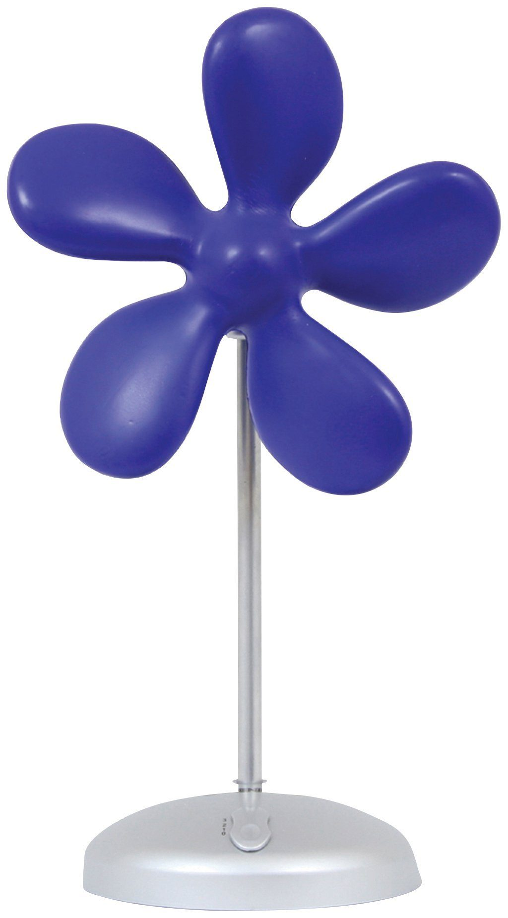 Tischventilator »Flower Fan blau«