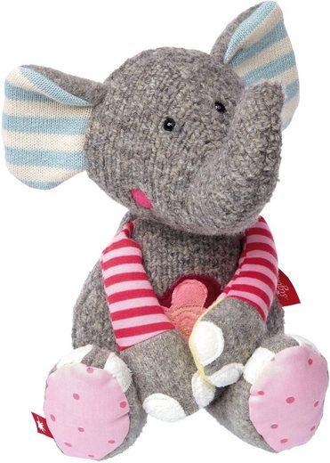 Sigikid Kuscheltier »Elefant, Patchwork Sweety«, Made in Europe