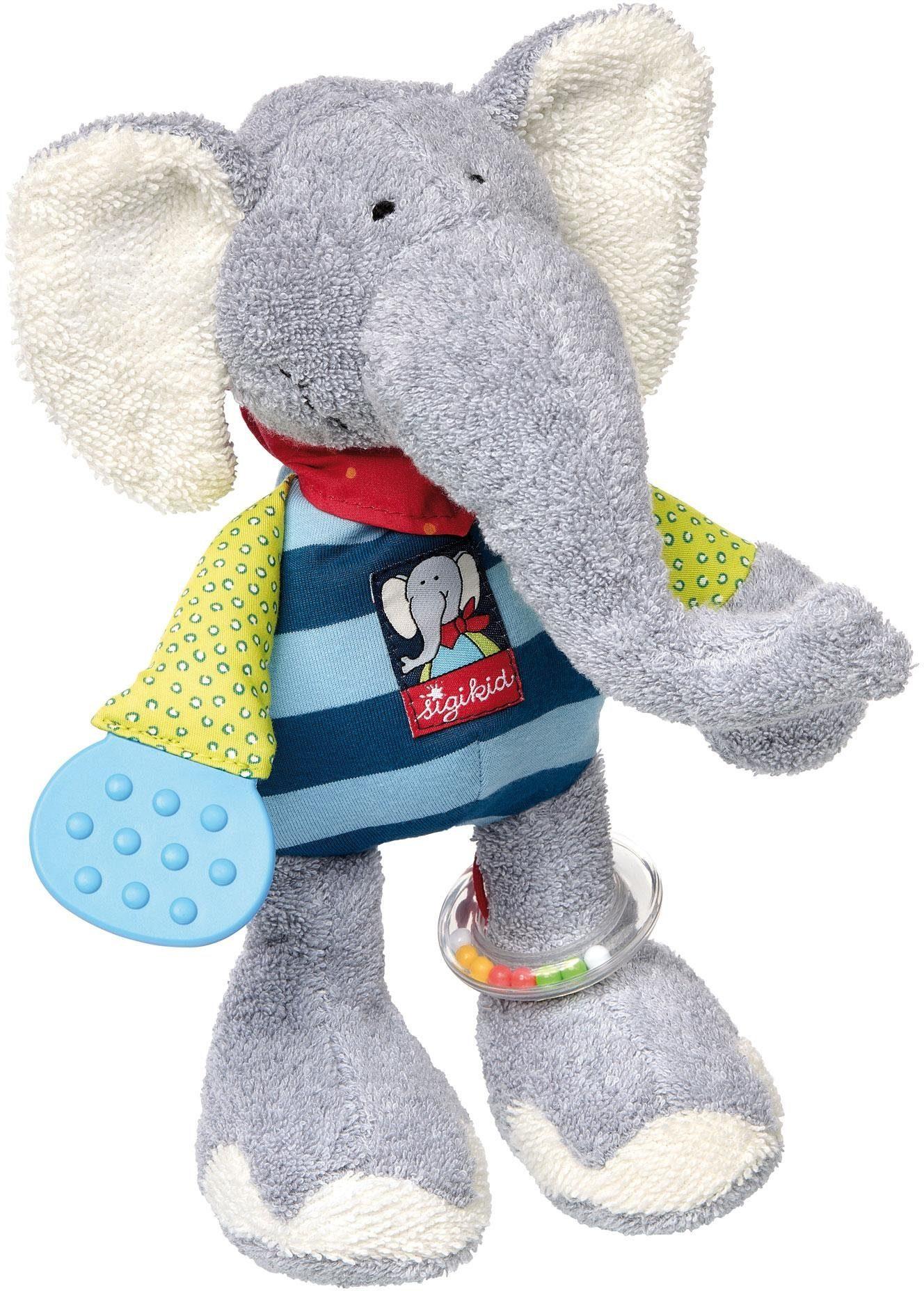 sigikid® Plüschtier Elefant, »Multi Tier, Lolo Lombardo«