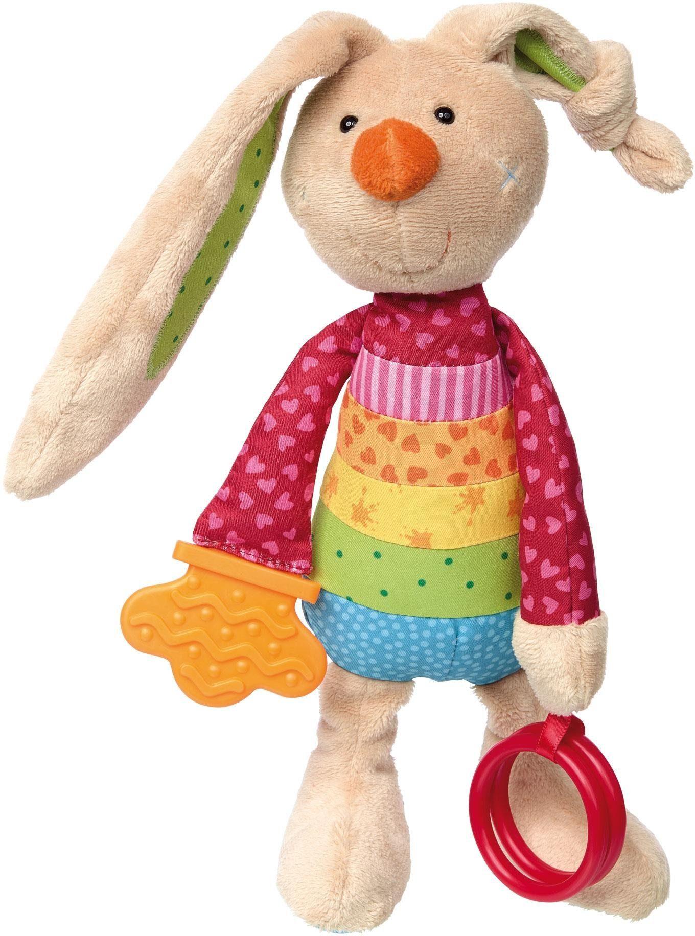 sigikid® Plüschtier Hase, »Multi Tier, Rainbow Rabbit«