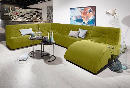 DOMO collection Wohnlandschaft »Fresh«, mit Relaxelement