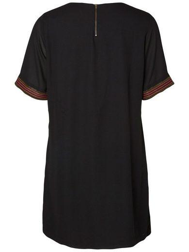 Junarose 2/4-dress Ärmeliges