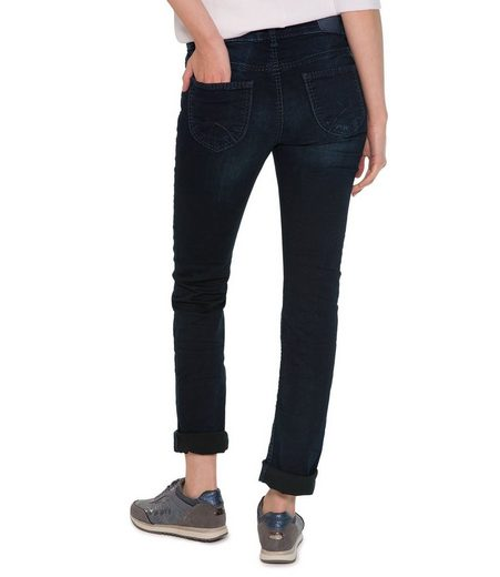 SOCCX Comfort-fit-Jeans