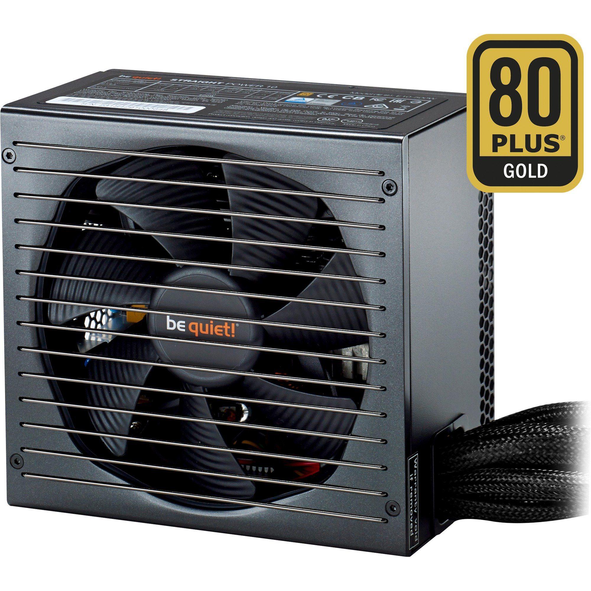 be quiet! PC-Netzteil »STRAIGHT POWER 10 600W, 4x PCIe«