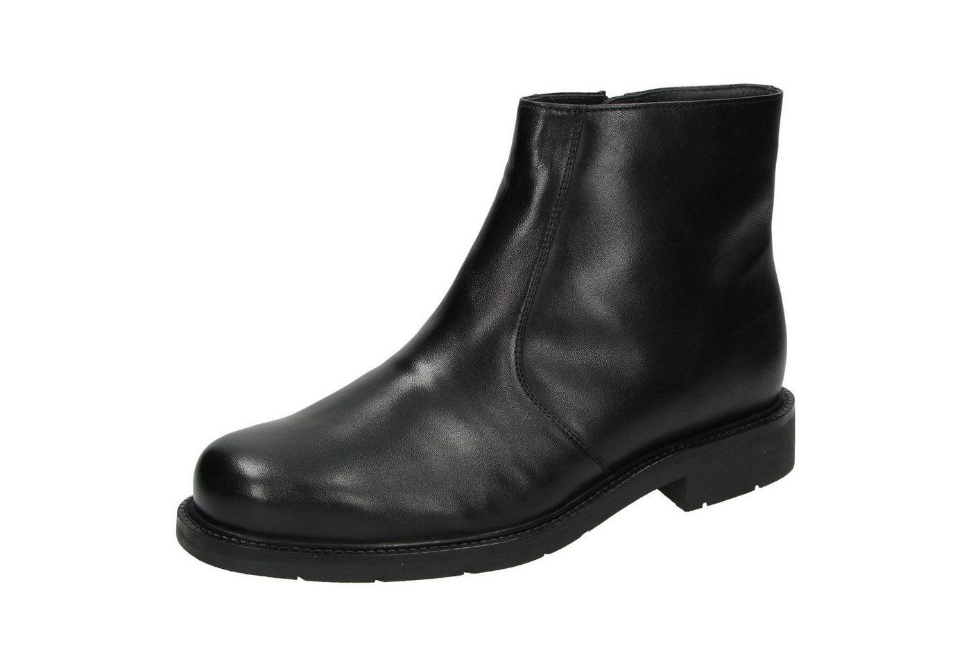 Herren SIOUX  Morgan-LF-XXXL Stiefelette schwarz | 04040141008769