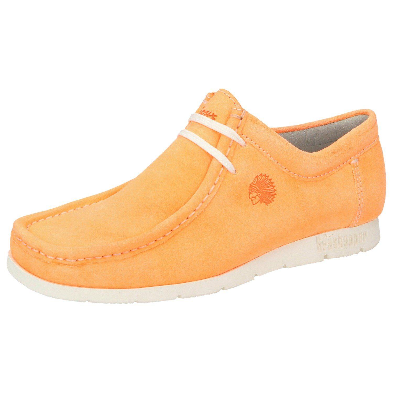 Grashopper Grashopper-D-NG-UV Schnürschuh kaufen  orange