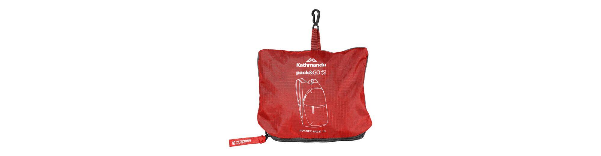 Kathmandu Faltbare 15 Liter Tasche Pocket Pack v4 Verkauf Online-Shopping Günstig Kaufen Footlocker Bilder 9Z6NQyI