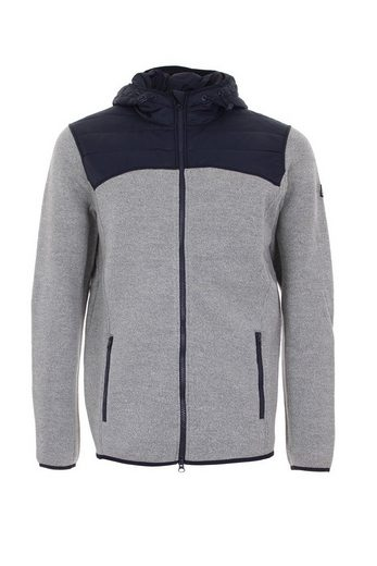 Super.Natural Merino Jacke M COMBUSTION CLOUD HOODIE