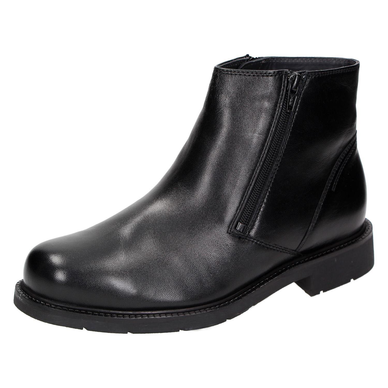 SIOUX Magnus-LF-XXXL Stiefelette online kaufen  schwarz