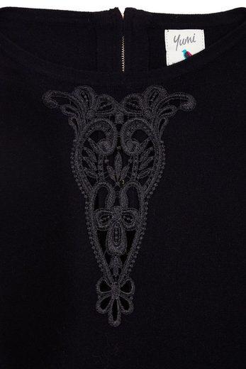 Yumi Abendkleid Anastasia, mit Spitzeneinsatz