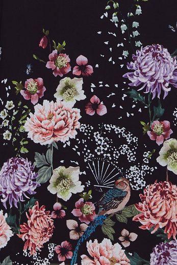 Yumi Tunikakleid Aleeza, mit floralem Muster