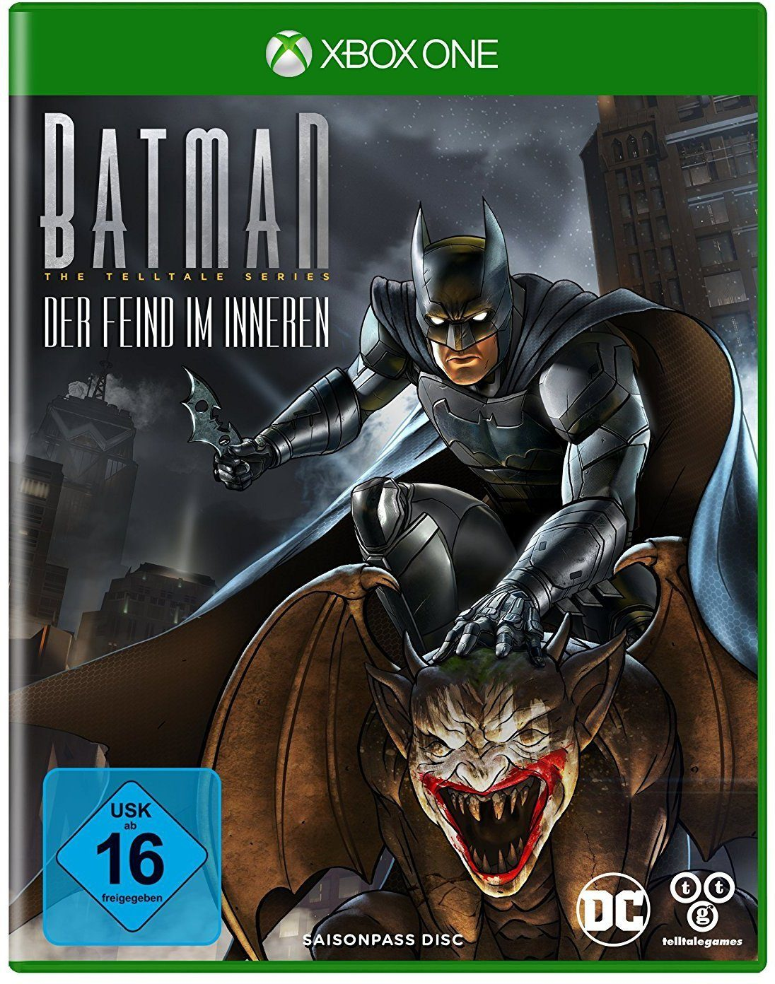 Warner Games Batman: The Telltale Series - Der Feind im Inneren »XBox One«