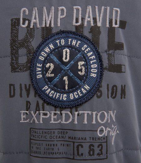 CAMP DAVID Winterjacke