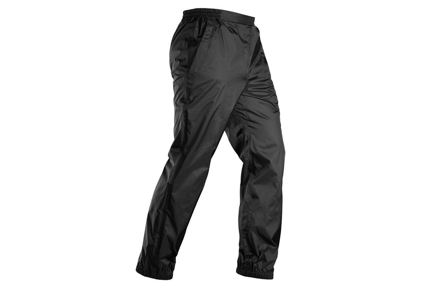 Kathmandu Regenhose »Pocket-it v3« | Sportbekleidung > Sporthosen > Regenhosen | Schwarz | Nylon - Polyamid | Kathmandu