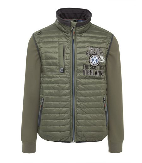 CAMP DAVID Steppjacke