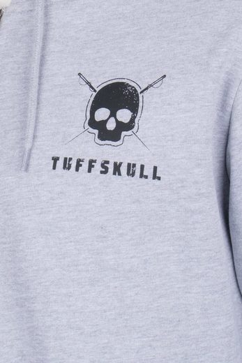 TUFFSKULL Sweatjacke