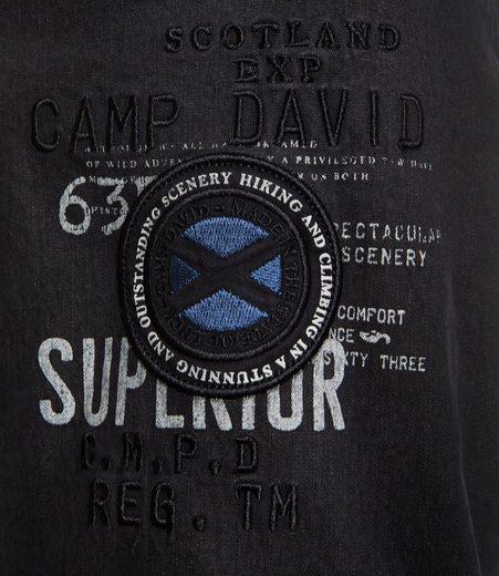 CAMP DAVID Fieldjacket