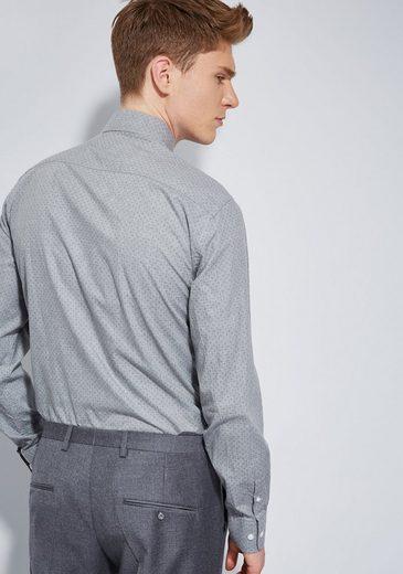 Otto Kern Hemd in Used-Optik - Modern Fit