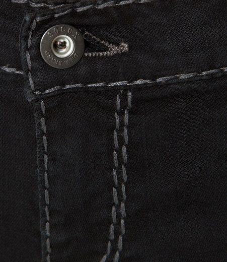 SOCCX Slim-fit-Jeans