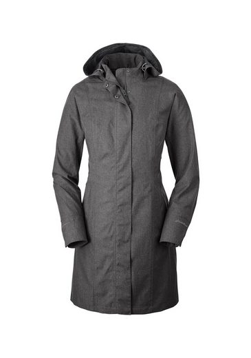 Eddie Bauer Girl on the Go Trenchcoat - Isoliert
