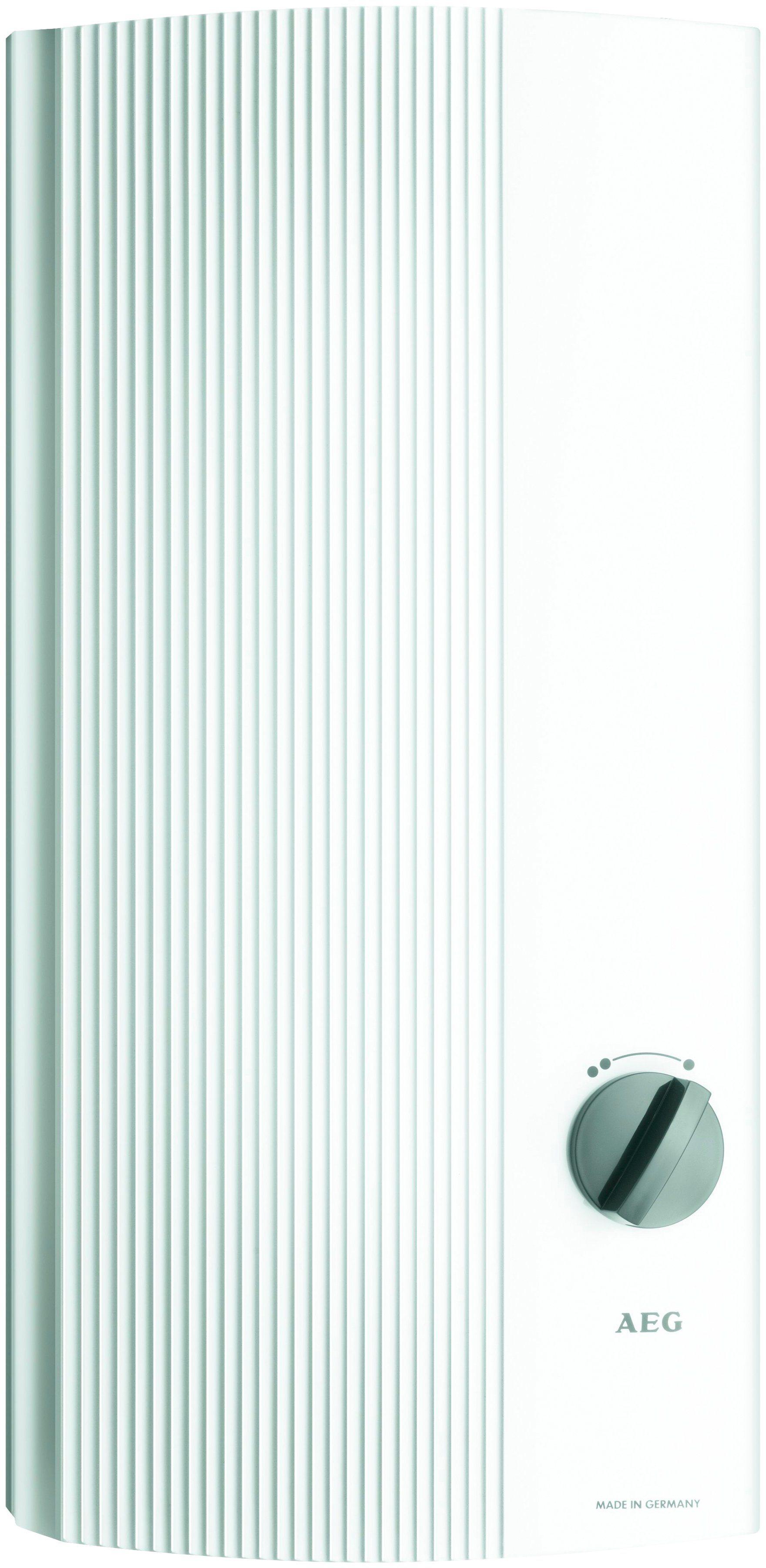 AEG Durchlauferhitzer »DDL PinControl 18« | Baumarkt > Heizung und Klima > Durchlauferhitzer | AEG