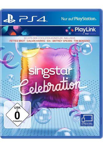 PLAYSTATION 4 SingStar Celebration