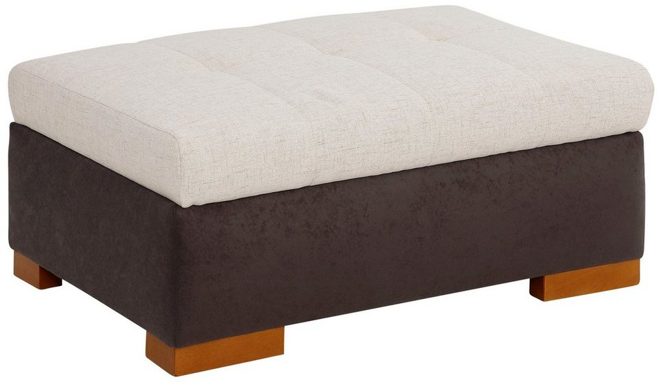 home affaire stauraum hocker manitoba materialien mix. Black Bedroom Furniture Sets. Home Design Ideas