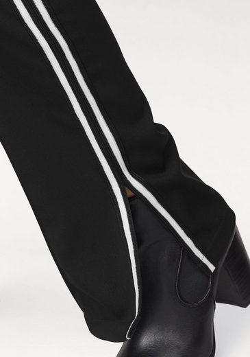 eksept Jogger Pants LAST PANTS, mit seitlichem Streifen