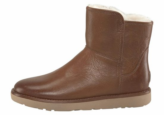 Schaft Mit »abree Tollem Zipperdetail Ugg Stiefelette Am Mini Leather« AzqnWw18