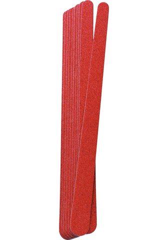 Sandblatt-Nagelfeile комплект 10-tlg.