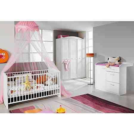 Babymöbel-Serien: Babyzimmer Amalfi