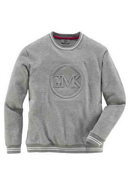 GUIDO MARIA KRETSCHMER Sweatshirt, GMK- Logo in 3D Optik