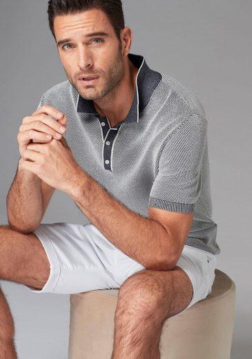 GUIDO MARIA KRETSCHMER Poloshirt, Leichte Feinstrick-Qualität