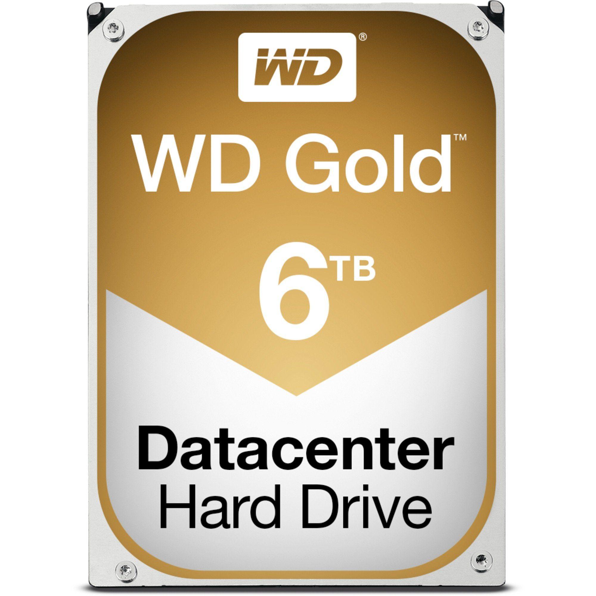 Western Digital Festplatte »WD6002FRYZ 6 TB«