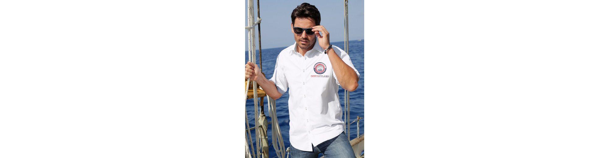 Babista Hemd mit kontrastreichen Ziernähten Empfehlen Günstigen Preis CzNRAOY7Z