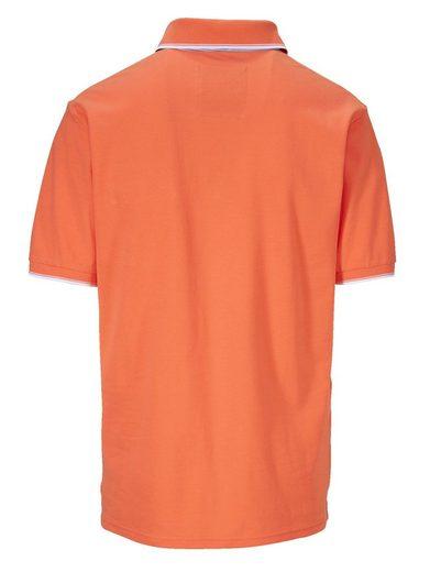 Babista Poloshirt mit aufwändiger Knopfleiste