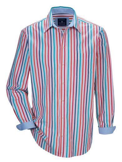 Babista Hemd mit bunten Streifen