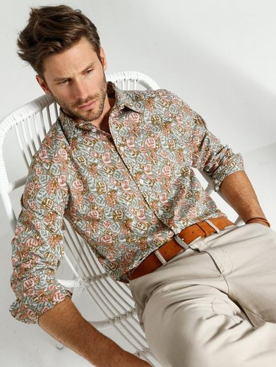 Babista Shirt With Floral Print Pattern